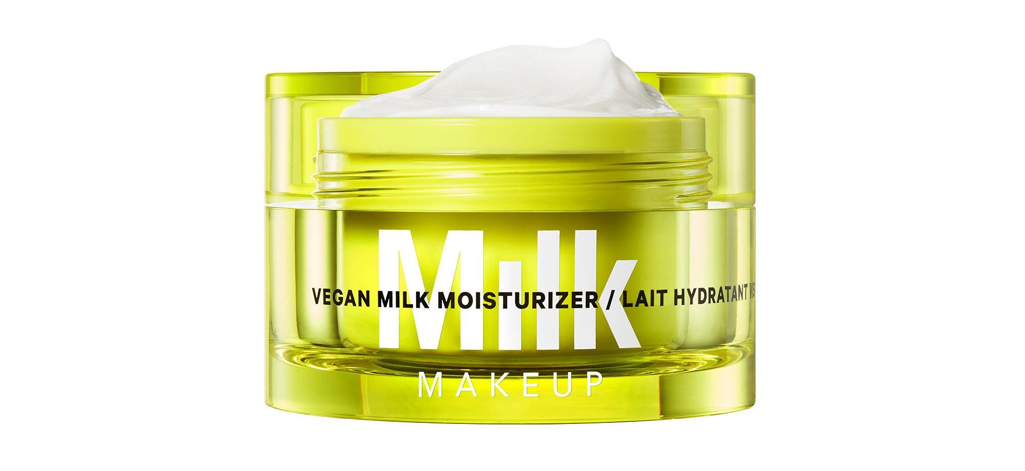 The vegan milk moisturizer