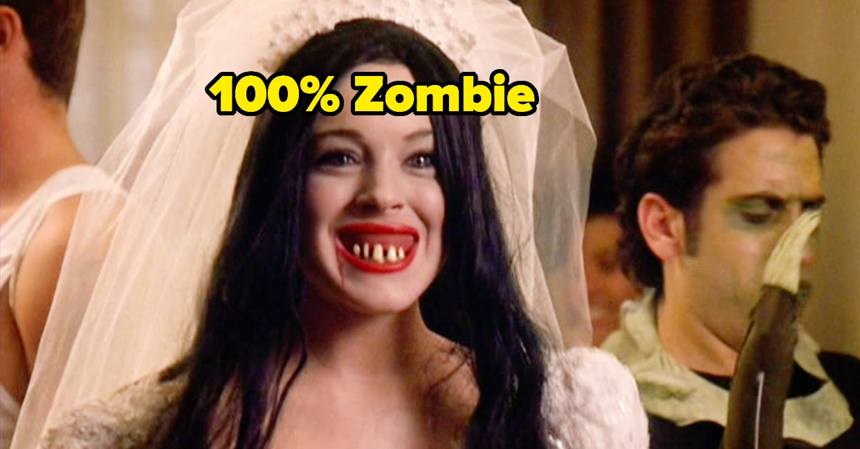 This Is Weird But, This Quiz Will Reveal What % Zombie You Are