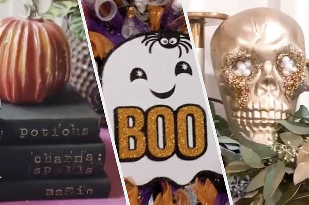 18 Easy DIY Halloween Decor Projects From TikTok