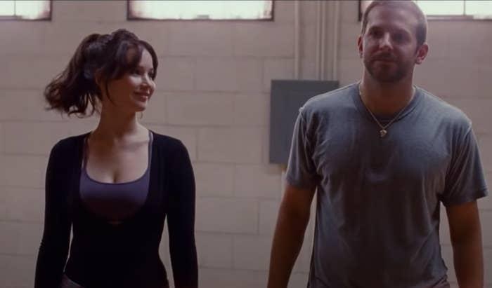 "Jennifer Lawrence as Tiffany in ""Silver Linings Playbook"""