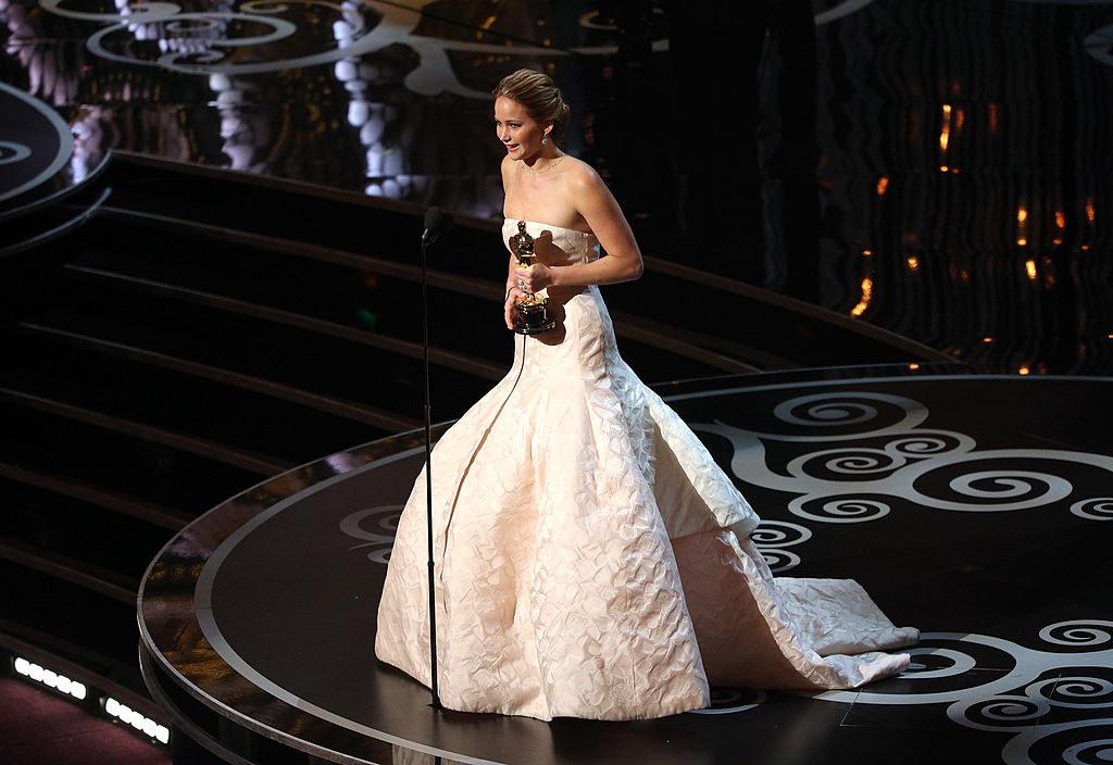 Jennifer's speech