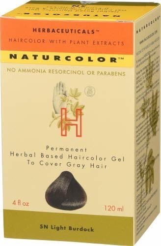 The Naturcolor 5N Light Burdock Hair Dye