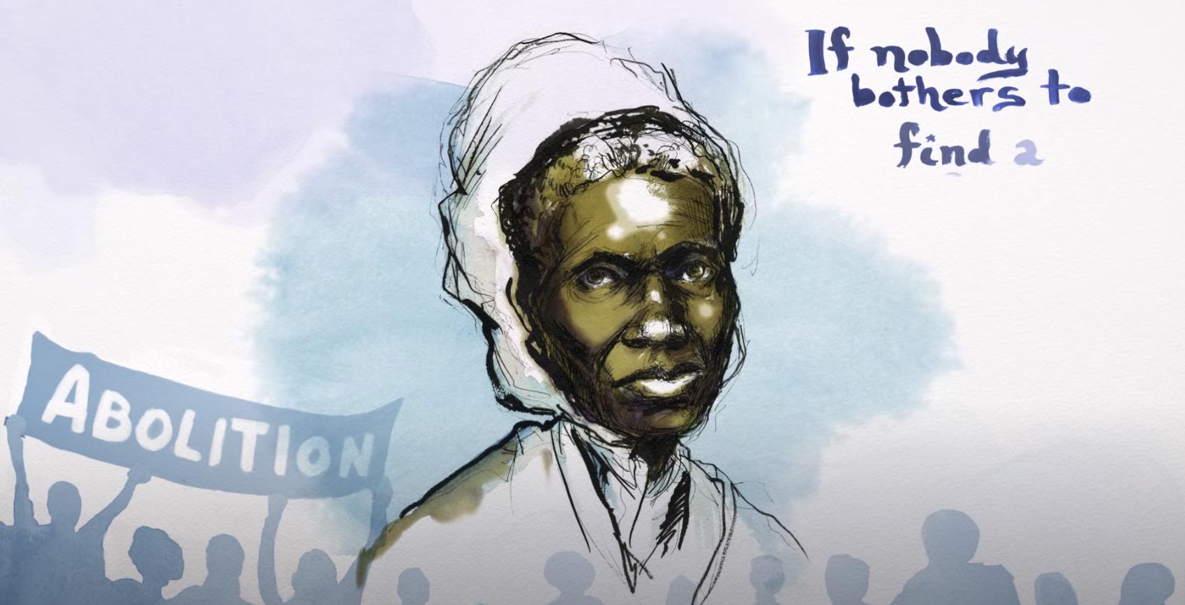 Sojourner Truth illustration