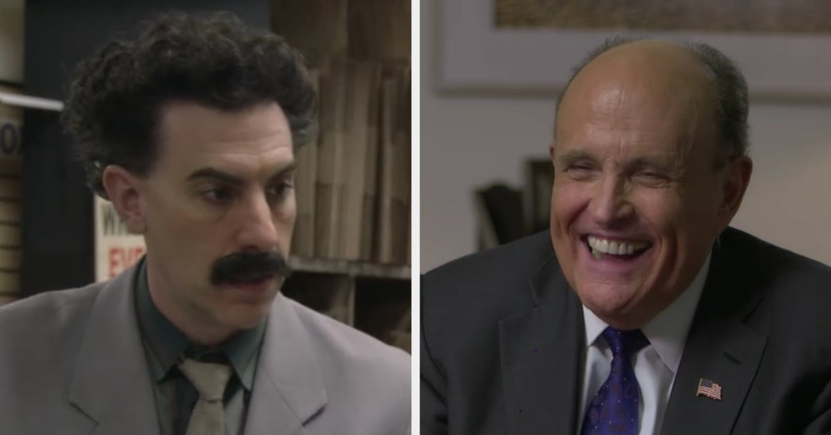 """Here's The Deal With All The Controversy Over The New """"Borat"""" Film"""
