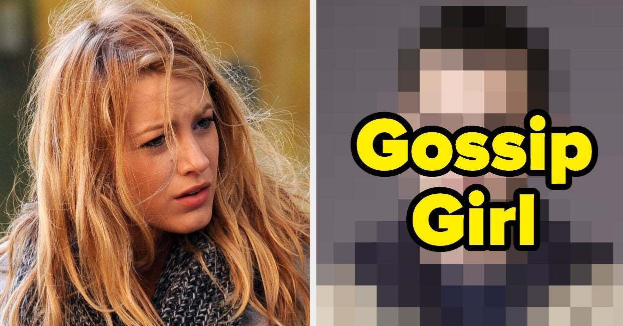 """Blake Lively Low-Key Took A Dig At The Ending Of """"Gossip Girl"""" And I'm Cracking Up"""