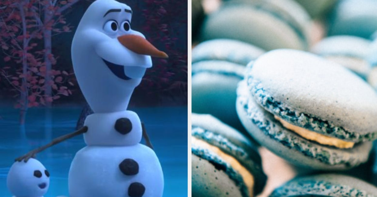 "Are You More Like Olaf From ""Frozen"" Or Hei Hei From ""Moana"" Based On The Food You Eat?"