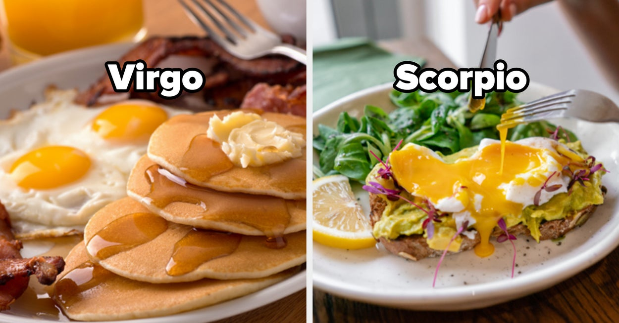 Choose All The Food You Can Eat For A Day And We'll Accurately Guess Your Zodiac Sign