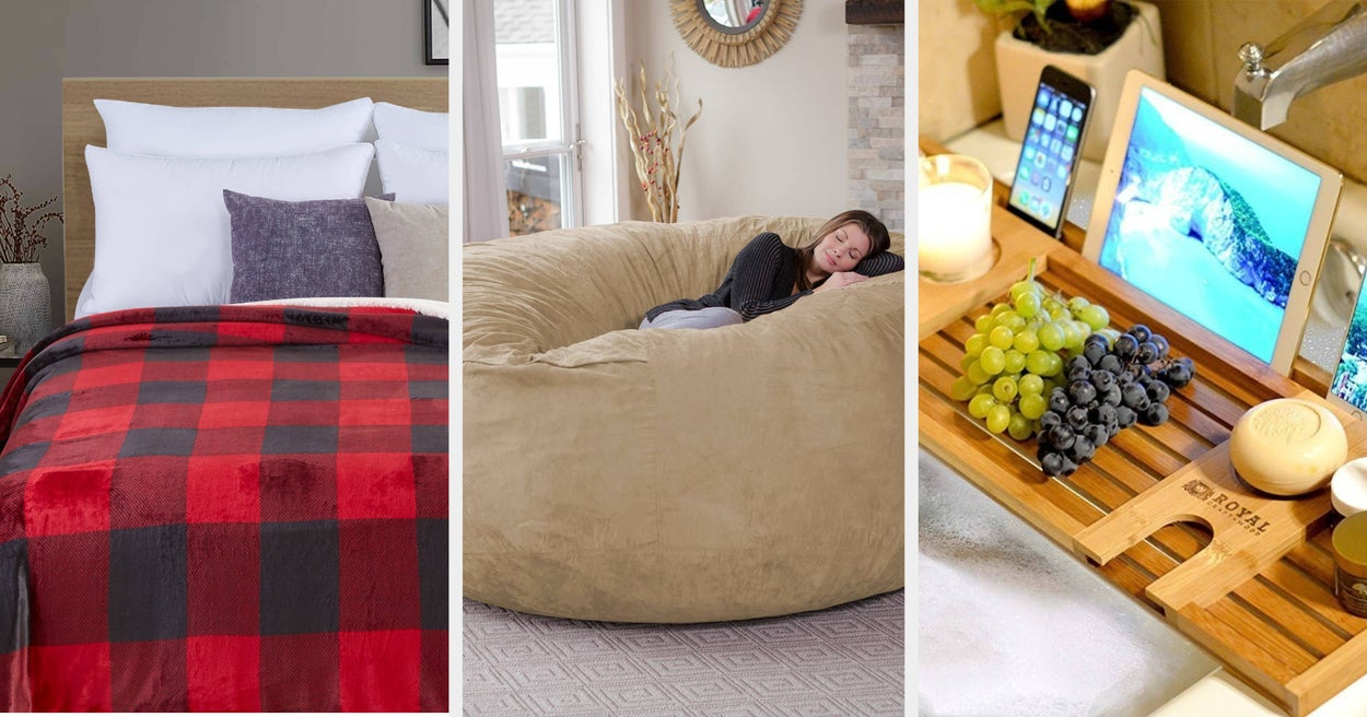 31 Super Cozy Home Items From Walmart That'll Help You Welcome Chilly Weather
