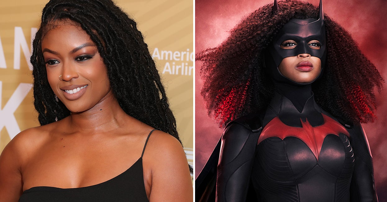 """""""Batwoman"""" Just Released A Look At Javicia Leslie In The New Batwoman Suit And It's Flawless"""