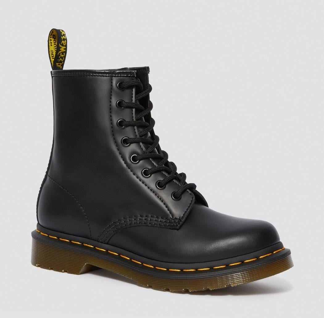 The classic Dr. Martens in black