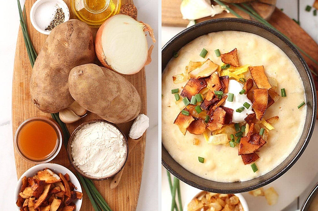 29 Deliciously Perfect Fall Comfort Recipes That Are Vegan, Too