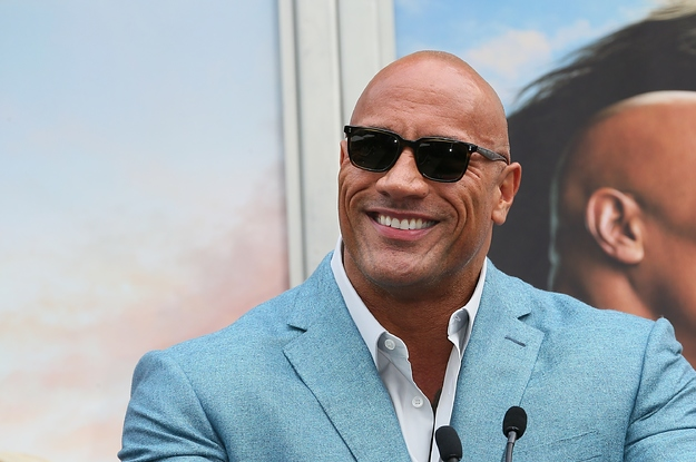 The Rock Got A Gnarly Injury While Working Out — And Posted It On Instagram