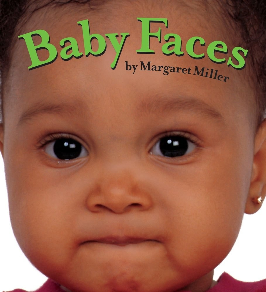 Baby Faces book