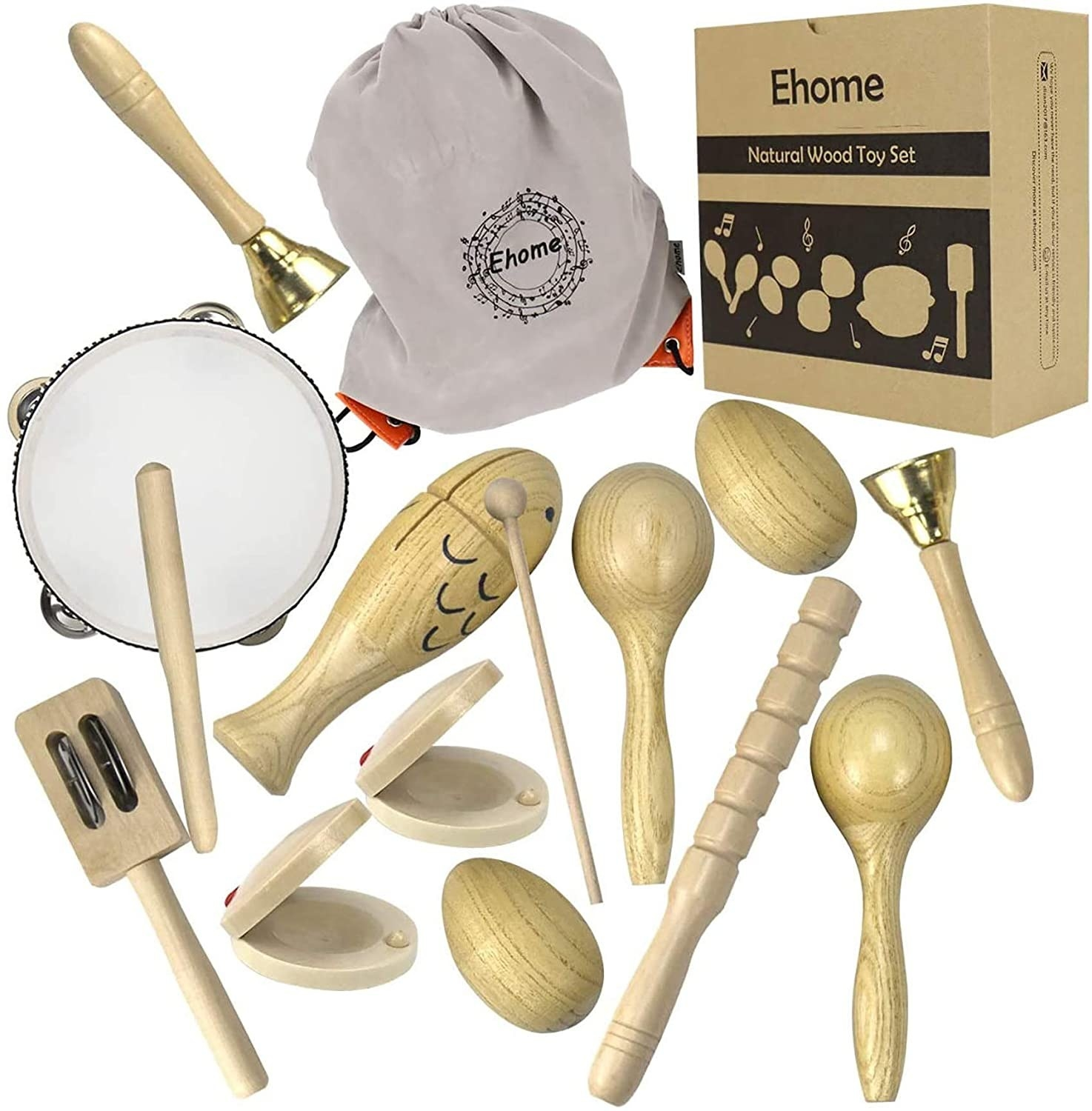 Instruments for baby