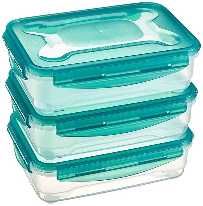 Meal prepping containers