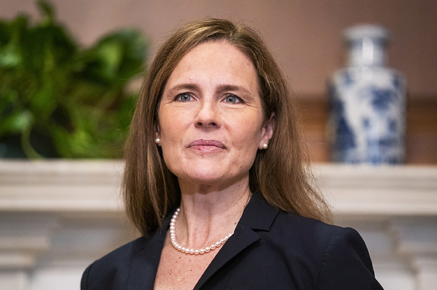Amy Coney Barrett Has Been Confirmed As Trumps Third Supreme Court Justice