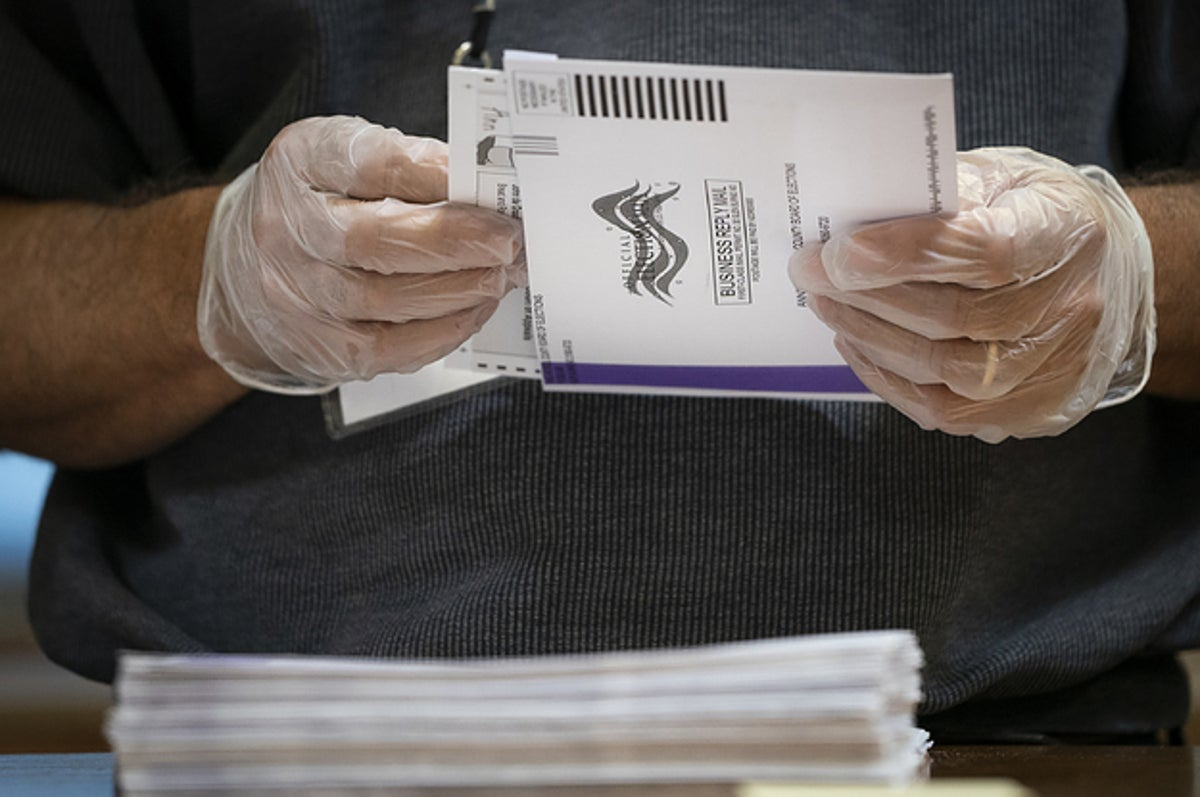Ballots Must Arrive By Election Day In Wisconsin In Order To Be Counted, The Supreme Court Ruled