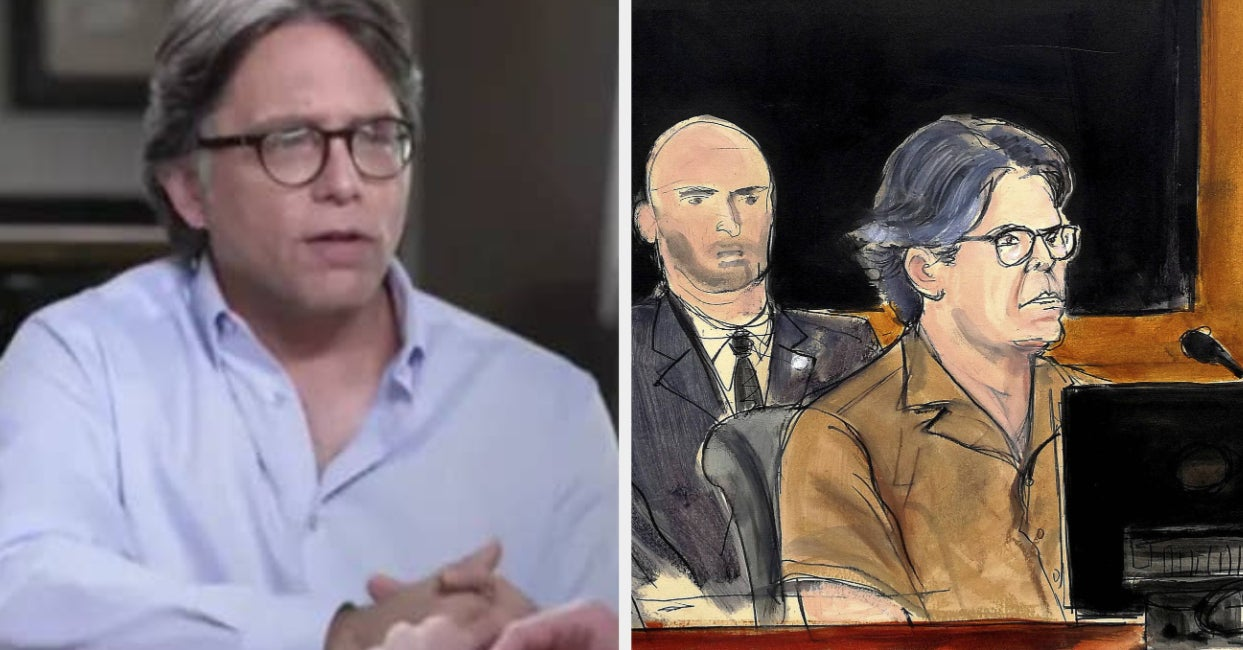 Keith Raniere, Founder Of The NXIVM Sex Cult, Was Sentenced To 120 Years In Prison