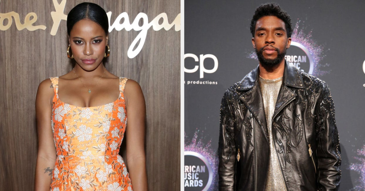 Chadwick Boseman's Costar Taylour Paige Thinks He Deserves An Oscar For Keeping His Cancer A Secret