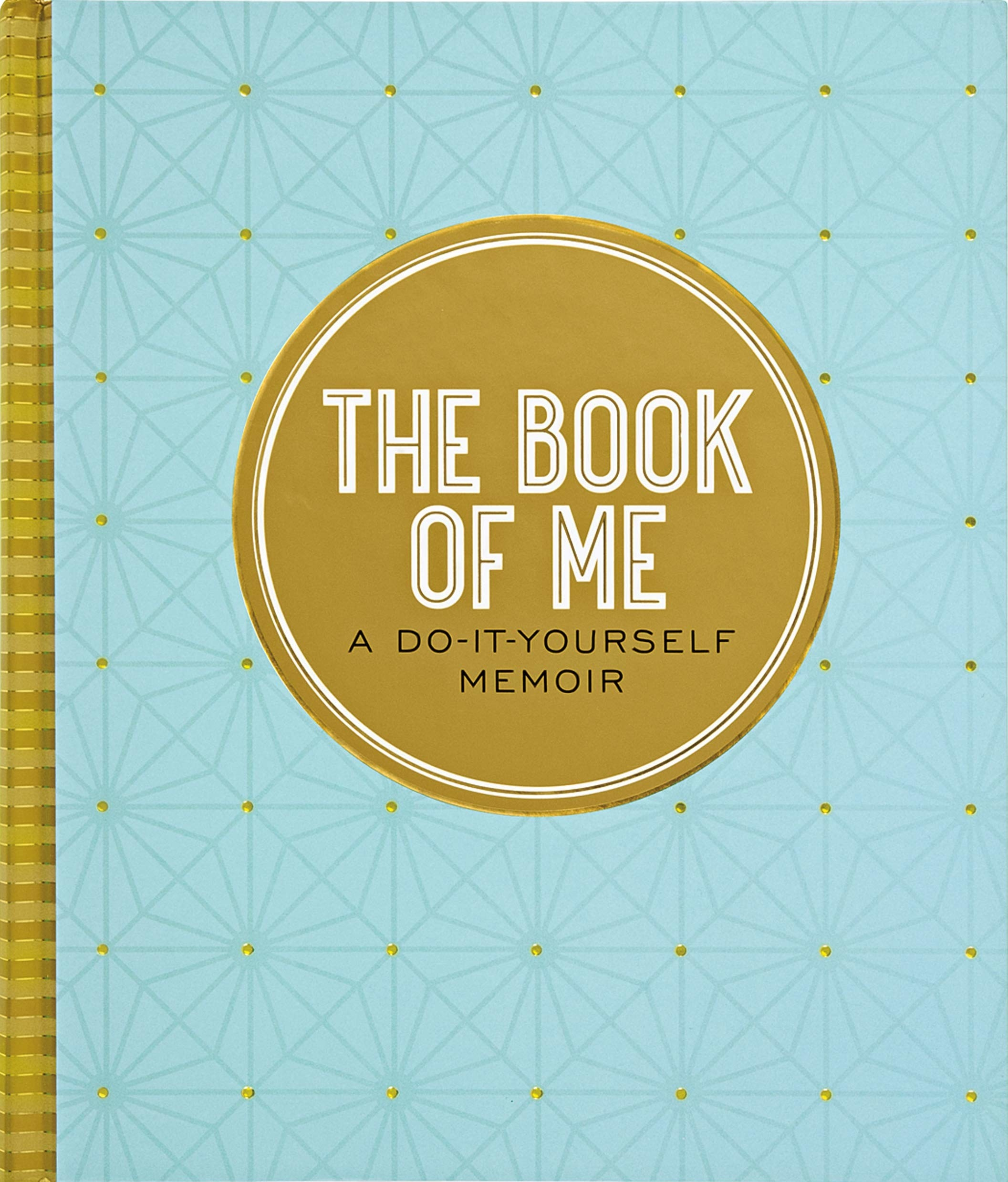 Front cover of The Book of Me