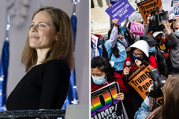 Amy Coney Barrett Was Just Confirmed By The Senate, And We Want To Know How You Feel About That