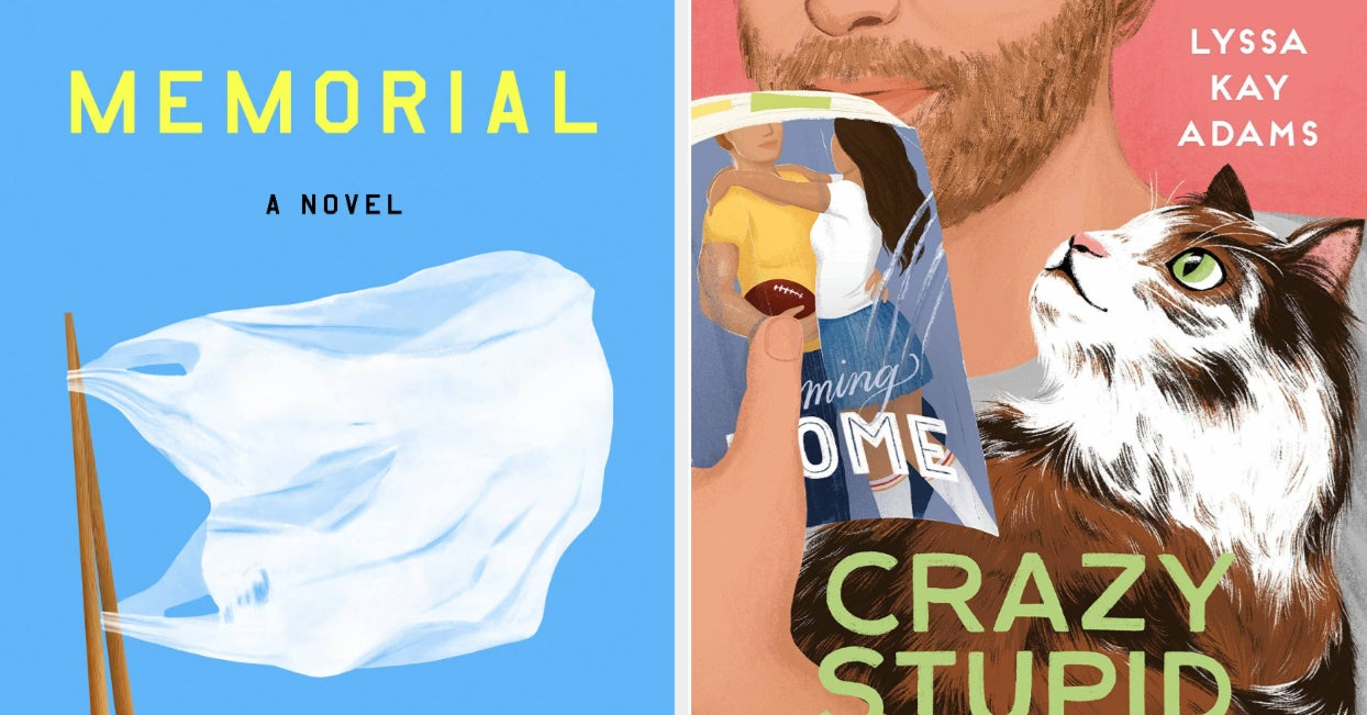 7 New Books Released This Week That You Should Absolutely Add To Your Reading List