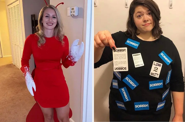Show Us The Halloween Costume You Wore That Literally Nobody Got