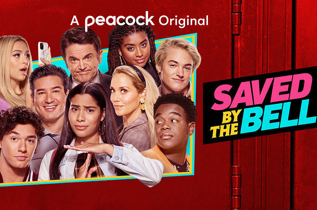 """Listen: The """"Saved By The Bell"""" Trailer Is Here And Somehow Zack Morris Is Governor"""