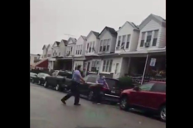 Philadelphia Police Shot And Killed A Black Man Who Officials Say Was Carrying A Knife