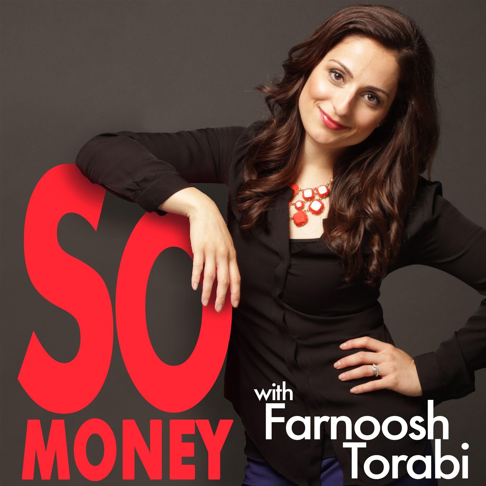 Farnoosh Torabi, host of So Money podcast