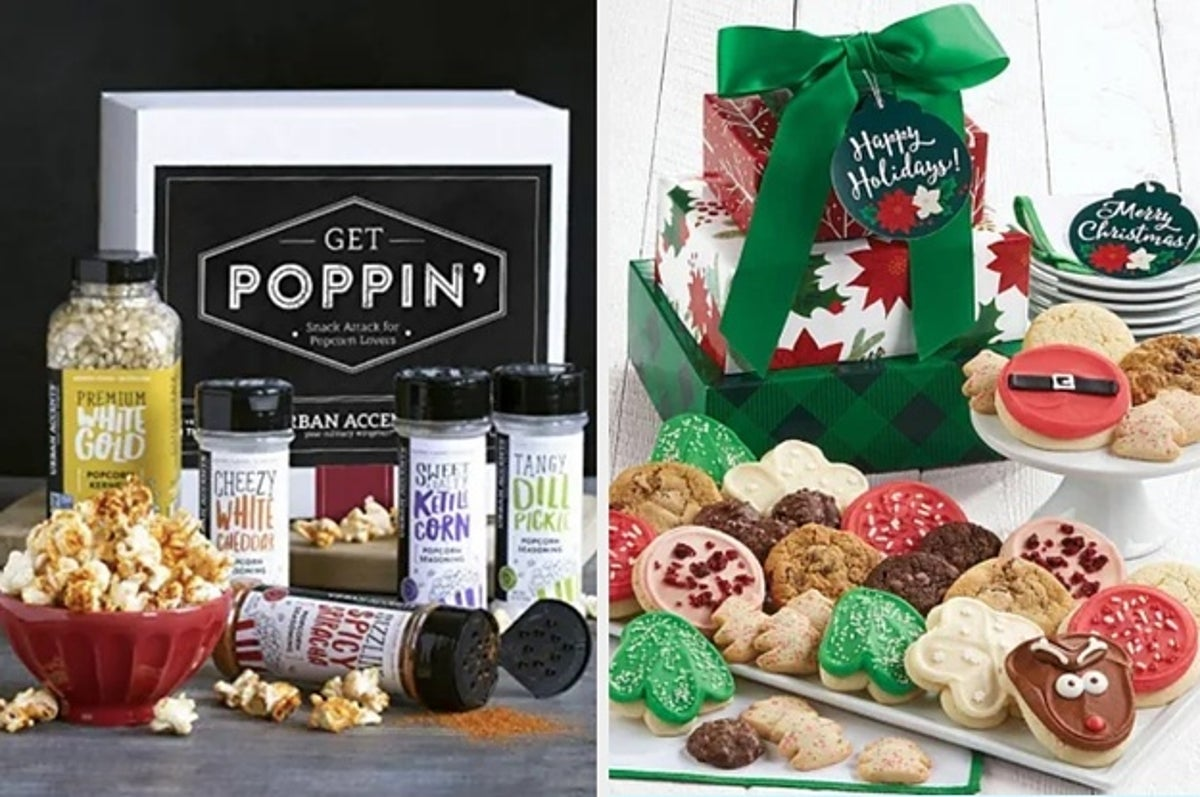 24 Gift Baskets Literally Everyone Would Love To Get