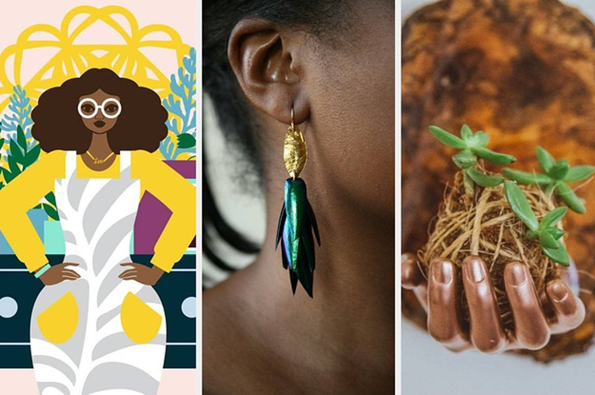 Black Owned Womxn Etsy Shops To Support
