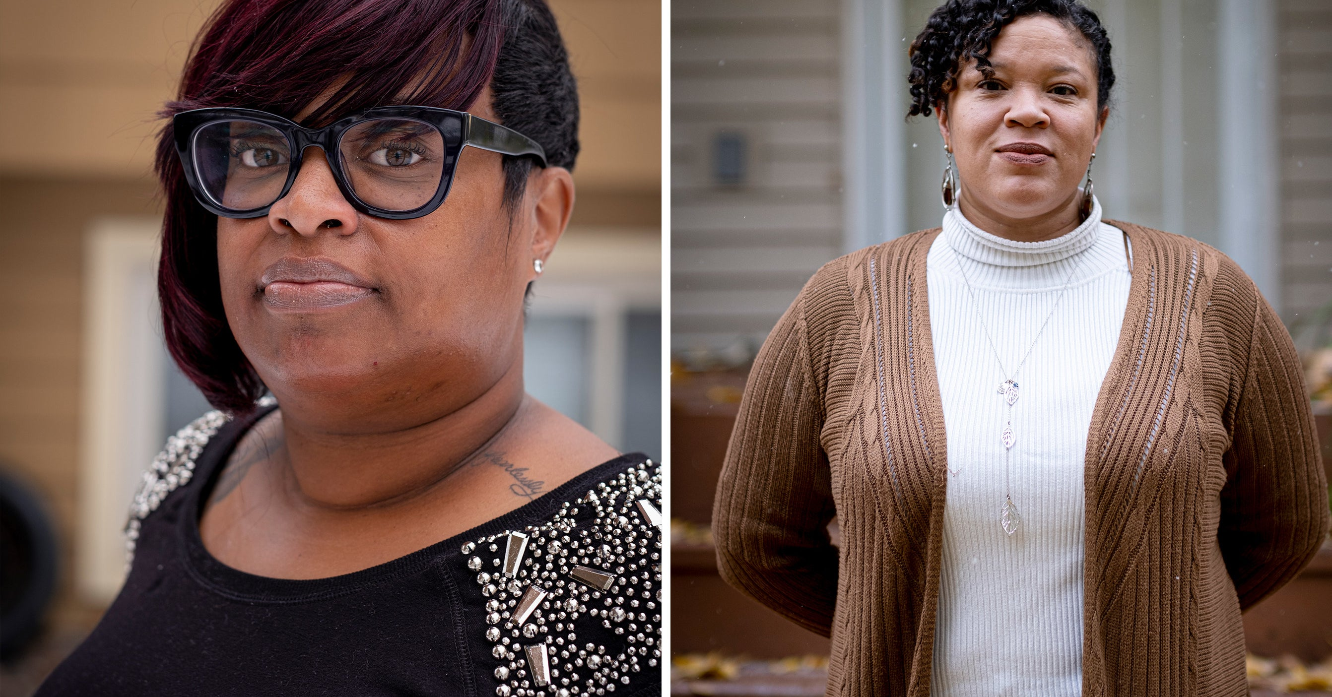 Trump Wants To Keep The Suburbs White. Black Women Say That's Fine By Them.