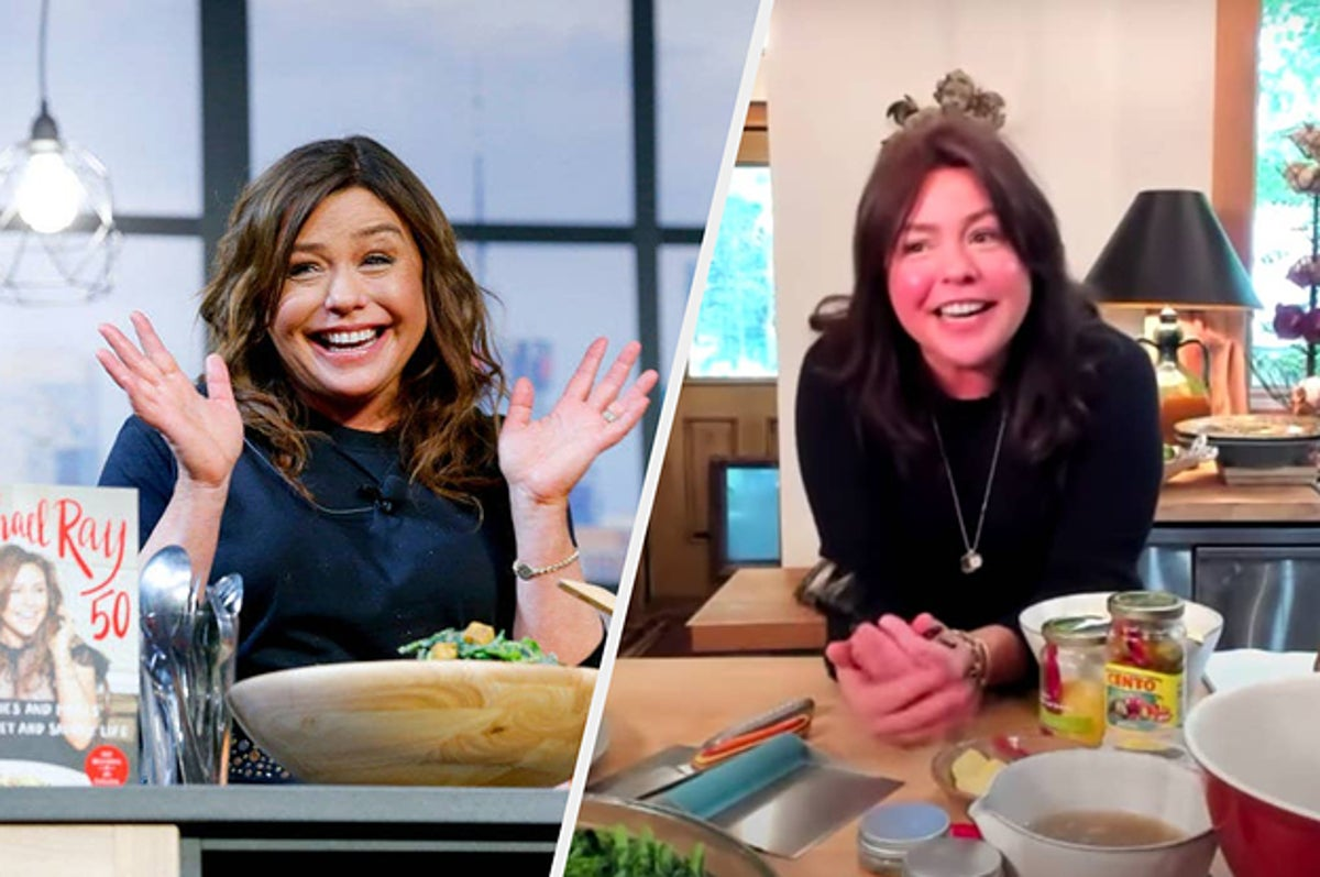 """""""Rachael Ray"""" Crew Members Are Fighting To Keep Their Jobs During The Pandemic"""