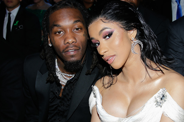 Offset Shut Down A Racist Response To Cardi B's Birkin Bag Collection