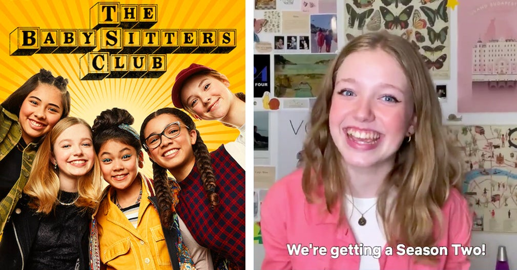 """The Baby-Sitter's Club"" Season 2 Was Just Confirmed And I Am So Flipping Happy"