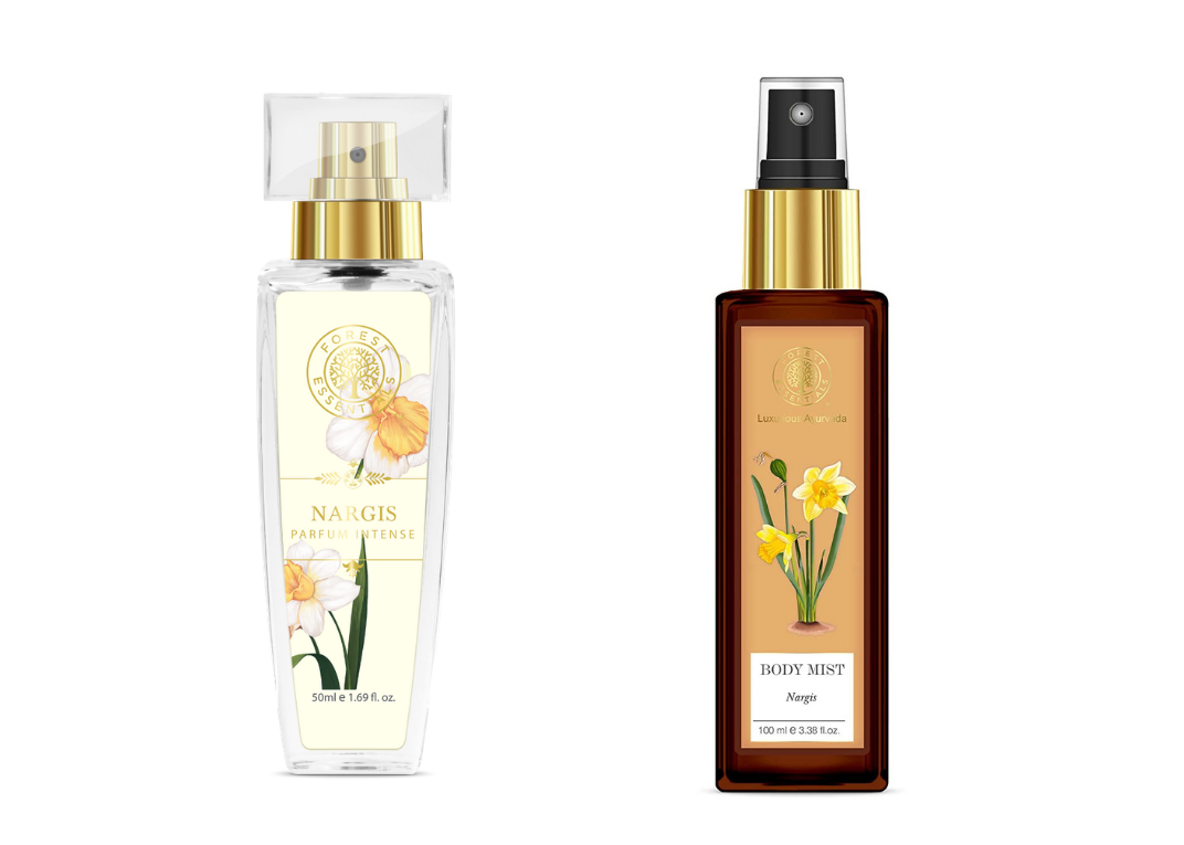 Pefume bottle and Body mist bottle.