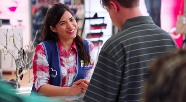 A still of Amelia Sosa in Superstore