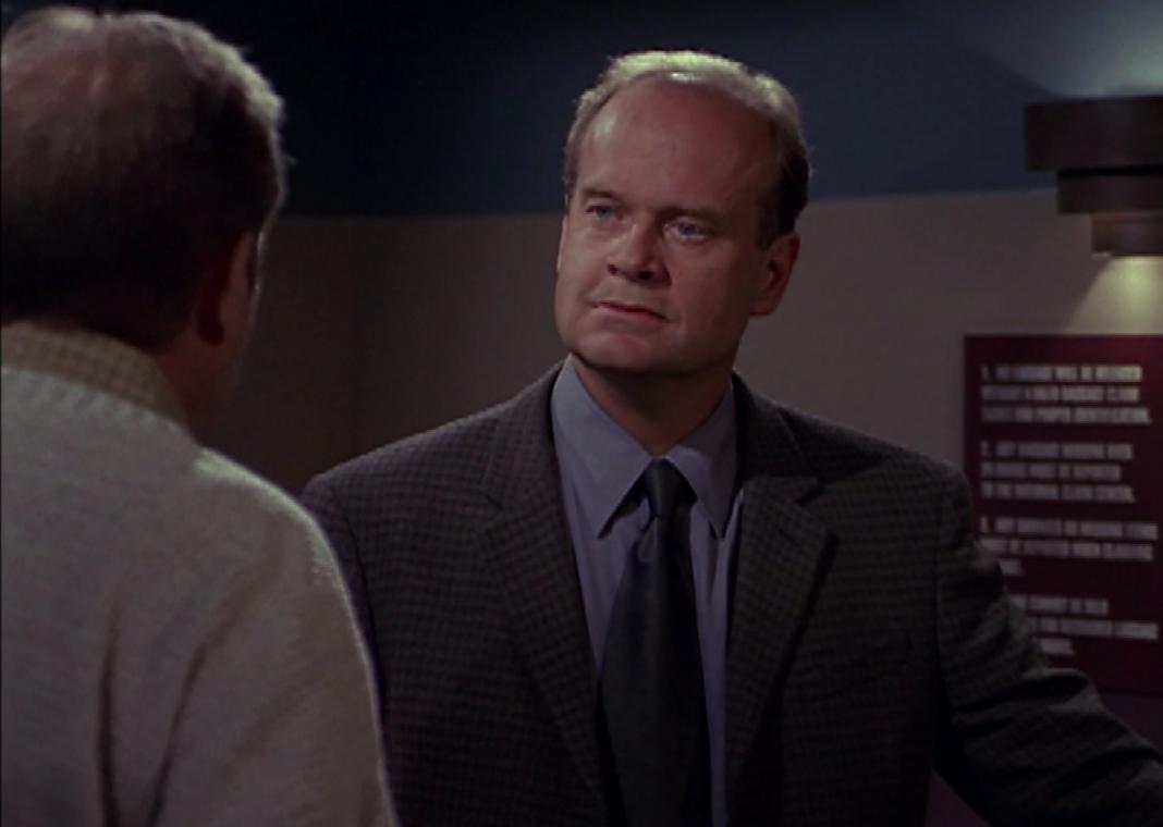 A still of Frasier Crane in Frasier