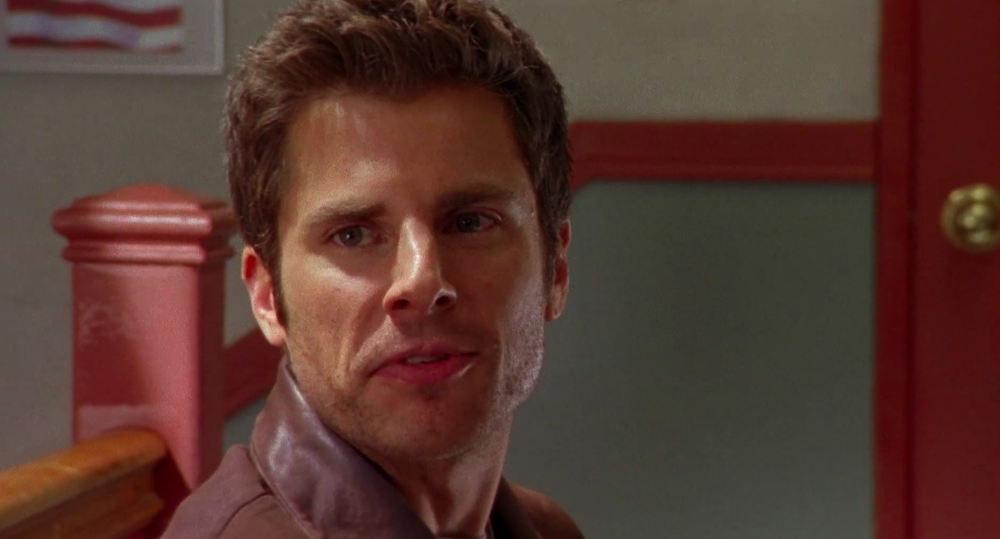 A still of Shawn Spencer in Psych