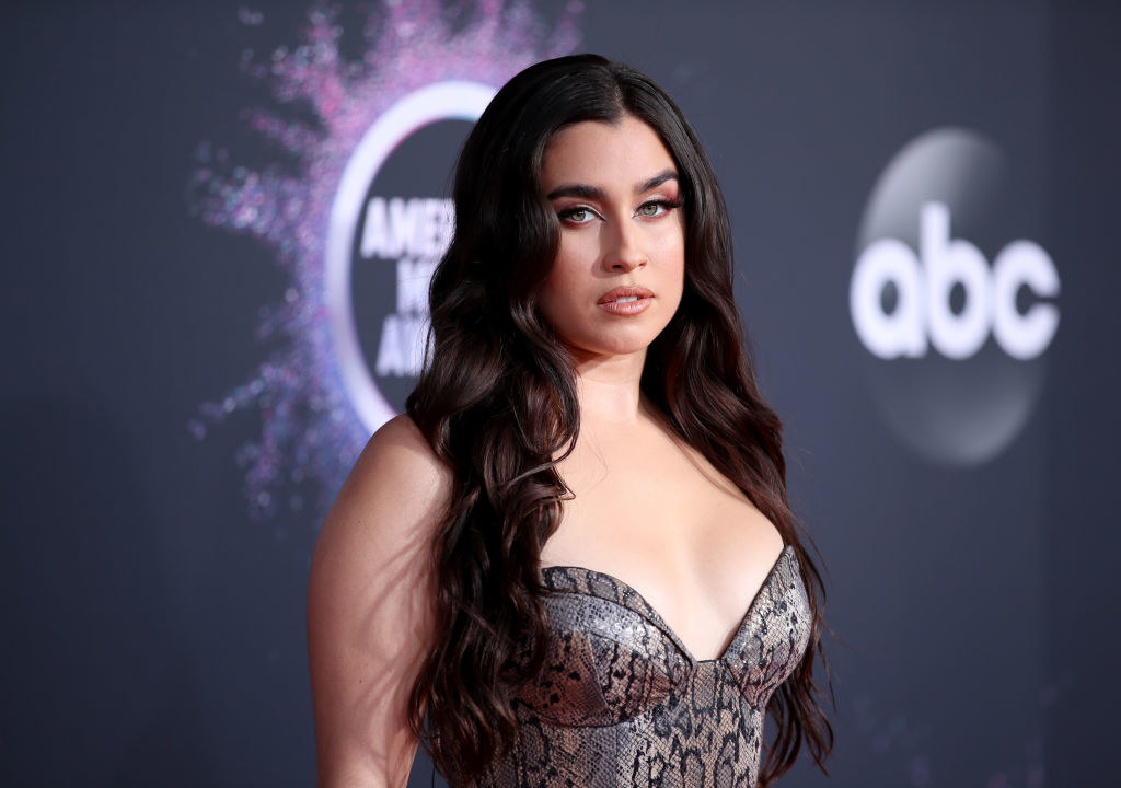 Lauren Jauregui attends the 2019 American Music Awards