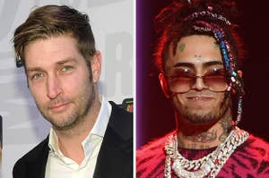 Jay Cutler and Lil Pump