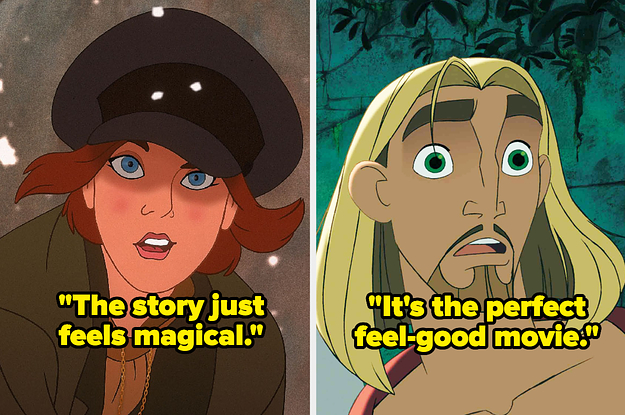33 Non-Disney Animated Movies You Grew Up With That You'll Never Forget