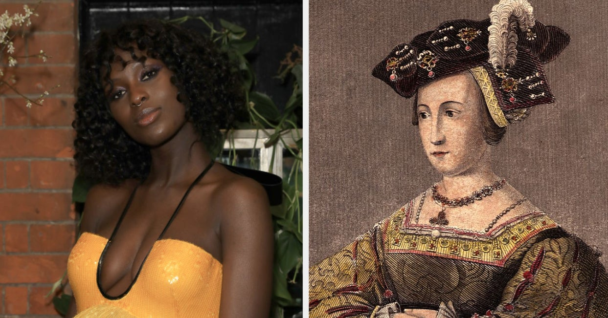 Jodie Turner-Smith Has Been Cast As Anne Boleyn And It Caused A Discussion About Race On Twitter