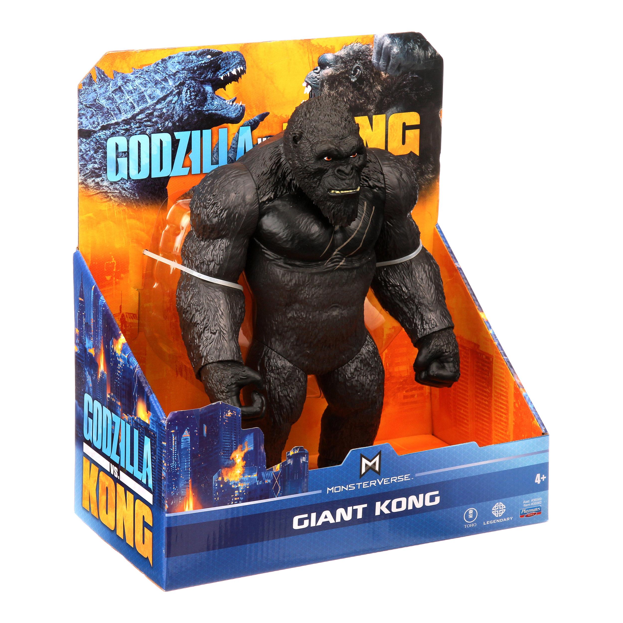 A King Kong figure