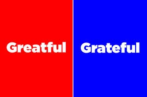 """感激""与""感恩"""