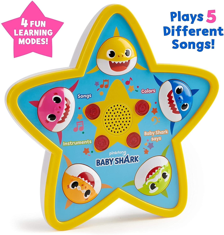 The baby shark musical pad