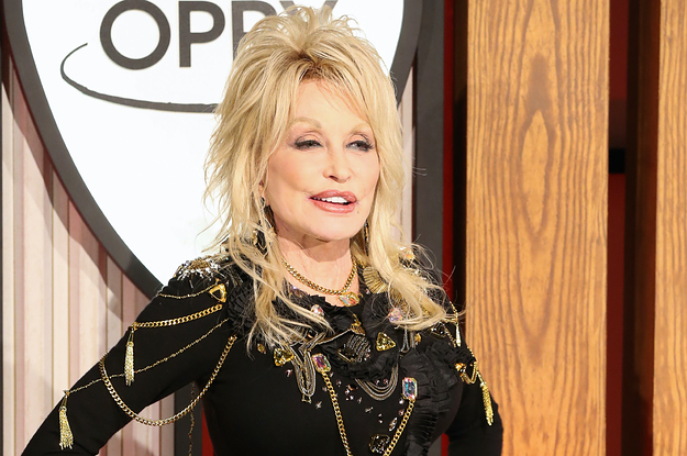 Dolly Parton Explained Why We Don't See More Of Her Husband