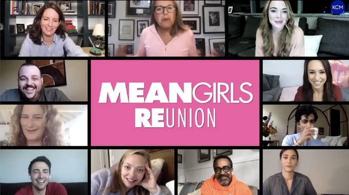 Mean girls cast reuniting in 2020