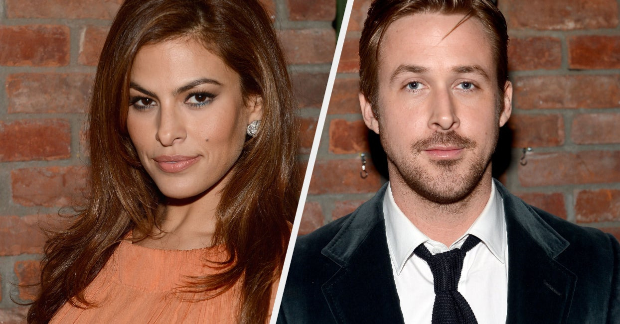 Eva Mendes Perfectly Shut Down A Rude Comment Directed At Her And Ryan Gosling
